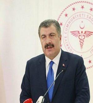 Sağlık Bakanı Fahrettin Koca Koronavirüs ölü ve vaka sayıları açıkladı
