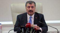 Sağlık Bakanı Fahrettin Koca koronavirüste son rakamı açıkladı