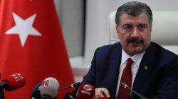Sağlık Bakanı Fahrettin Koca son ölüm ve vaka sayısını açıkladı