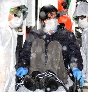 Sivas'ta koronavirüs hareketliliği! Karantinadan kaçtı