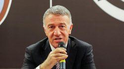 Trabzpor Başkanı Ahmet Ağaoğlu'ndan liglerin ertelenmesine tepki