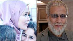 Yusuf İslam ile Gamze Özçelik'e Türkiye Diyanet Vakfı tarafından sürpriz
