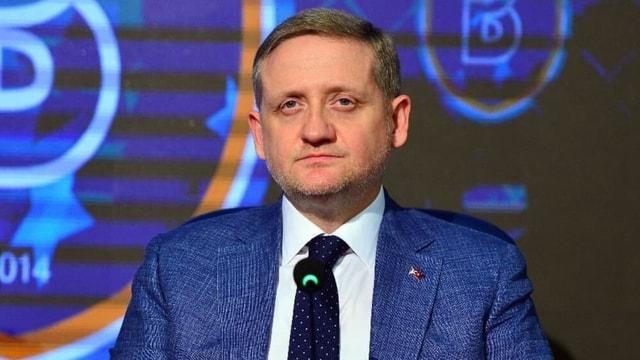 Başakşehir Başkanı, Göksel Gümüşdağ taburcu edildi
