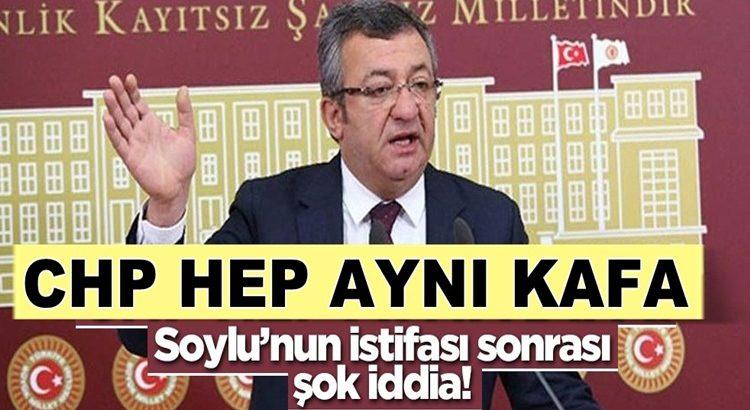 CHP'li Engin Altay Bildiğimiz gibi!  Muhalefet olsunda!