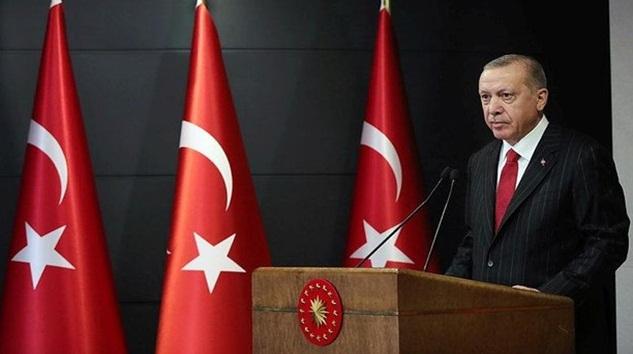 Cumnurbaşkanı Erdoğan infaz düzenlemesi için tarih verdi