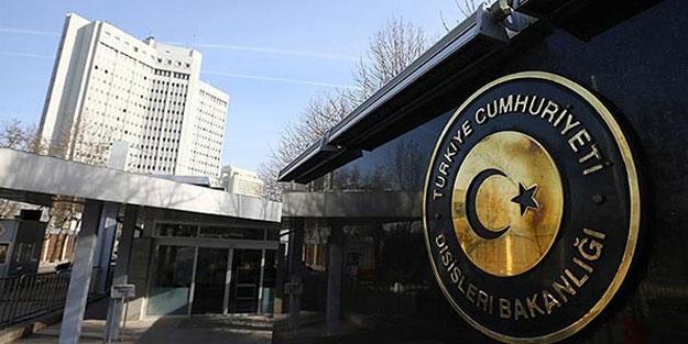 Dışişleri Bakanlığı'dan acı bilanço 16 Türk vatandaşı daha hayatını kaybetti