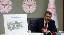 Fahrettin Koca açıkladı, Koronavirüs nedeniyle hangi ilden kaç kişi öldü