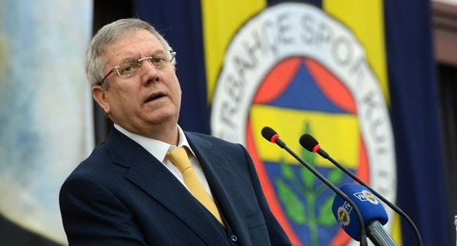 Fenerbahçe eski başkanı Aziz Yıldırım  TFF Başkanlığını reddetti
