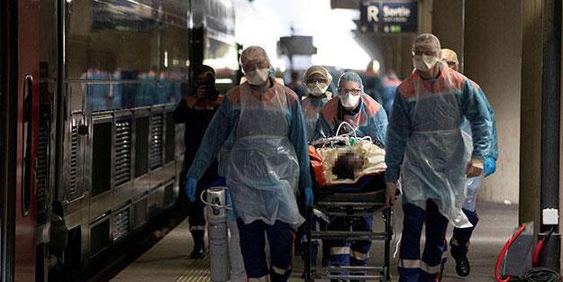 Fransa koronavirüste felaketi yaşıyor! Son rakam açıklandı