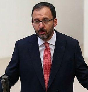 Gençlik ve Spor Bakanı Mehmet Muharrem Kasapoğlu'ndan süper lig açıklaması