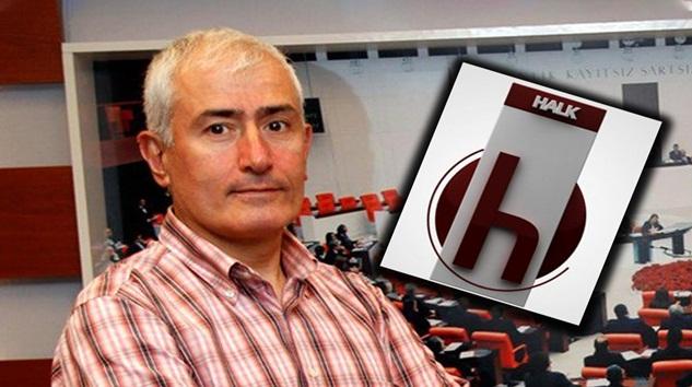 Halk TV'de Üst düzey ayrılık Sedat Bozkurt istifa etti