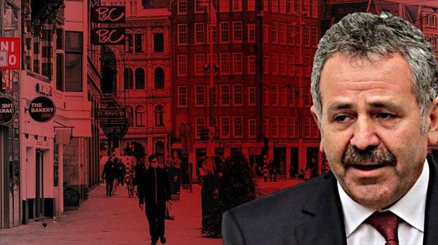 Hollanda Büyükelçisi Şaban Dişli, 54 vatandaşımızı kaybettik
