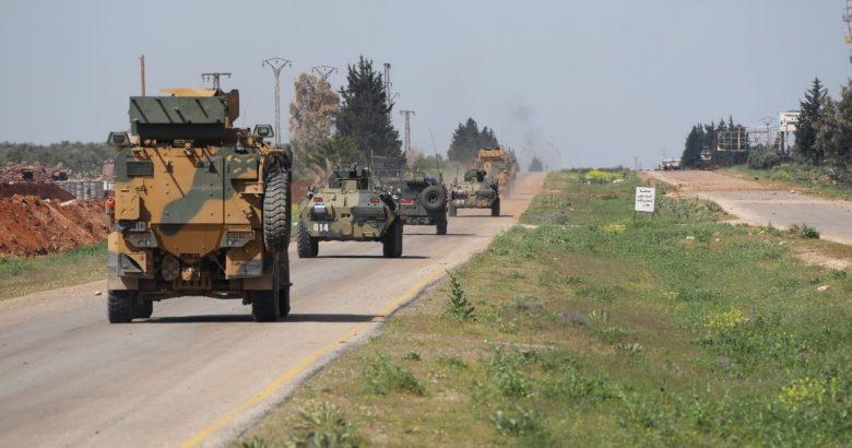 İdlib'de dördüncü Türk-Rus ortak devriyesi gerçekleştirildi