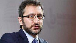 İletişim Başkanı Altun Türkiye'nin yardım eli uzattığı ülke sayısını açıkladı