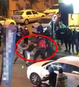 İstanbul, Bayrampaşa'da ekmek sırasında kavga çıktı