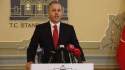 İstanbul Valisi Ali Yerlikaya sokağa çıkma yasağını açıkladı