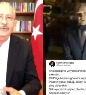 Kemal Kılıçdaroğlu'dan Canan Kaftancıoğlu'nu yalanlayan açıklama