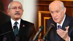 Kemal Kılıçdaroğlu'dan , Devlet Bahçeli'nin önerisine destek geldi