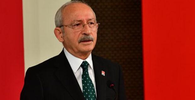 Kemal Kılıçdaroğlu'ndan Haydar Baş için taziye mesajı