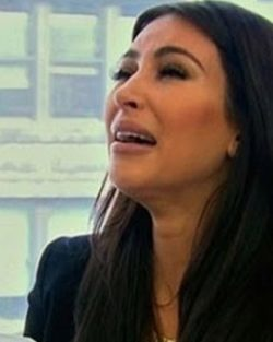 Kim Kardashian'a büyük şok! İnstagram'dan sansür yedi
