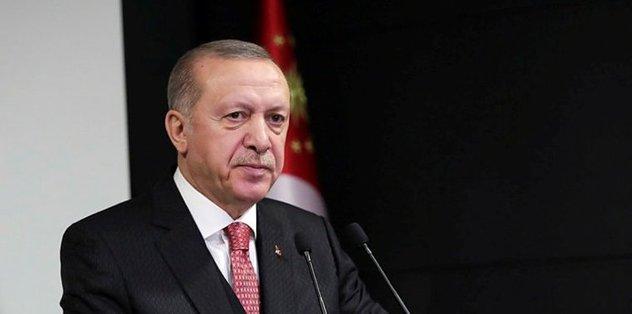 Milli Dayanışma Kampanyası'nda ne kadar toplandı! Erdoğan Açıkladı