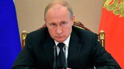 Rus Lider Vladimir Putin'den flaş açıklama: Zor durumdayız