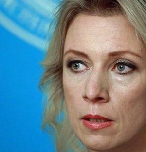 Rusya Dışişleri Bakanlığı Sözcüsünden skandal 'Türkiye' açıklaması!