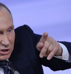 Rusya'yı ayağa kaldıran iddia! Putin  sığınaktamı yaşıyor !