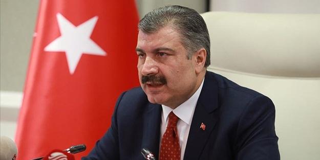Sağlık Bakanı Fahrettin Koca 17 Nisan verilerini açıkladı