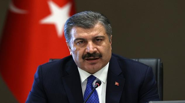 Sağlık Bakanı Fahrettin Koca günün koronavirüs verilerinı açıkladı