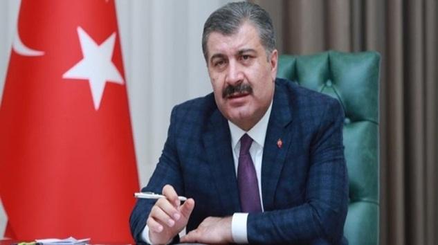 Sağlık Bakanı Fahrettin Koca Koranavirüs 13 Nisan verilerini duyurdu