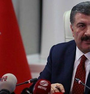 Sağlık Bakanı Fahrettin Koca'nın cevabını zor verdiği soru