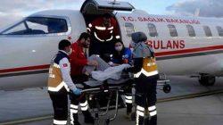 Sağlık Bakanı Koca paylaştı: Hava ambulansı hizmeti veren tek ülkeyiz