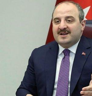 Sanayi ve Teknoloji Bakanı Mustafa Varank'dan yerli solunum cihazı açıklaması:
