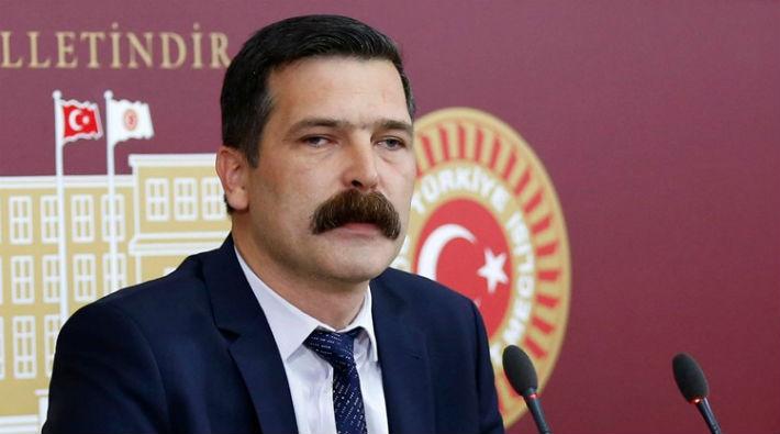 """TİP Genel Başkanı Erkan Baş Meclis'te """"tek adam"""" dedi TV'ler yayını kesti !"""