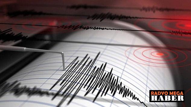 Türkiye, İran sınırında 4.2 büyüklüğünde deprem meydana geldi