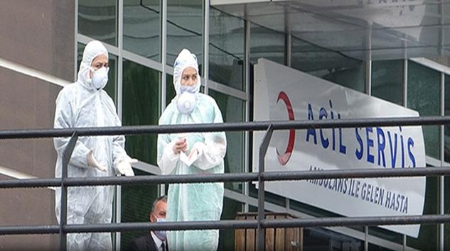 Türkiye'de endişelendiren koronavirüs gelişmesi! Çin'i geride bıraktık