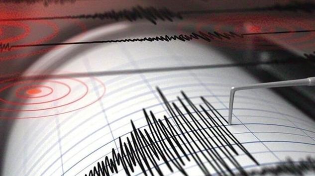 Van'da 3.5 büyüklüğünde bir deprem meydana geldi