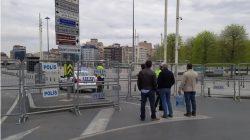 1 Mayıs Emek ve Dayanışma Günüde Taksim'de 1 Mayıs kuşatması!