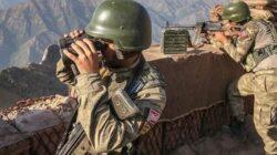 Ağrı Doğubayazıt kırsalında operasyonda 2 terörist etkisiz hale getirildi