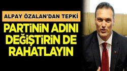 Ak Parti'li Alpay Özalan'dan Tunç Soyer'e sahte tweet tepkisi geldi