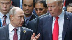 Amerika Birleşik Devletleri Başkanı Donald Trump Putin'e flaş teklif