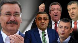 Ankara eski Büyükşehir Belediye Başkanı Melih Gökçek, bomba anket