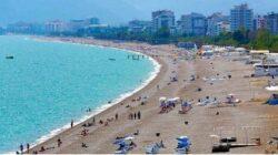 Antalya'nın dünyaca ünlü Konyaaltı Sahiline yeni kurallar getirildi!