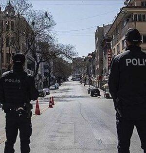 Antalya'da Sokağa çıkma yasağında bir değişiklik daha