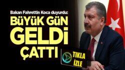 Bakan Fahrettin Koca duyurdu Başakşehir  Şehir Hastanesi açılıyor