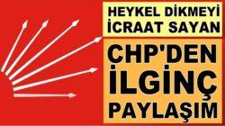 CHP'li Canan Kaftancıoğlu Erdoğan'nın resimleriyle kafayı bozdu