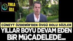 Gazeteci Cüneyt Özdemir'den ders niteliğinde Youtube yayını