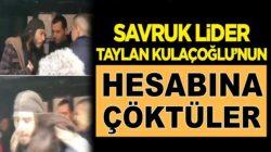 DHKP-C'li Savruk lider Taylan Kulaçoğlu'nun Twitter hesabına kondular