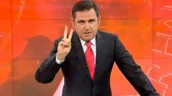 Fatih Portakal FOX TV canlı yayınında bu sefer fena çuvalladı
